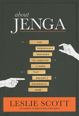 About Jenga Cover