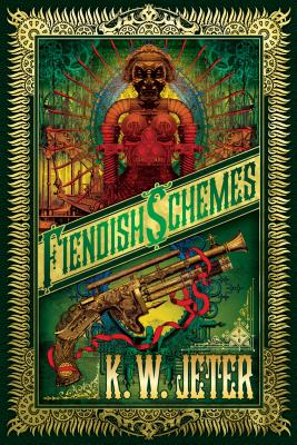 Fiendish Schemes Cover