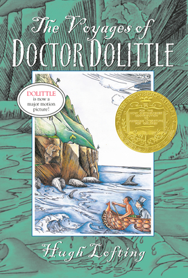 Cover for The Voyages of Doctor Dolittle (Doctor Dolittle Series)