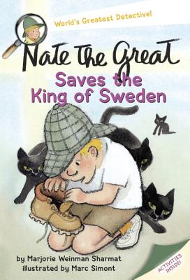 Nate the Great Saves the King of Sweden Cover