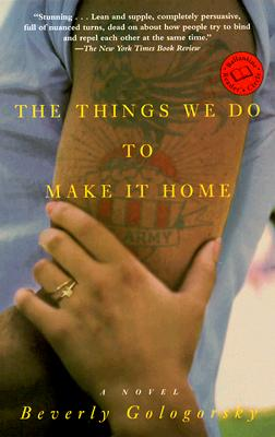 The Things We Do to Make It Home Cover