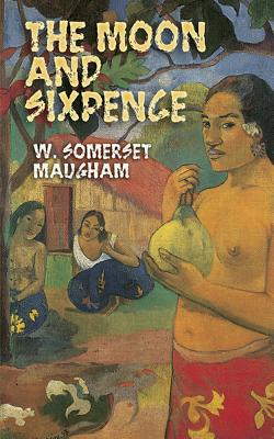 The Moon and Sixpence Cover