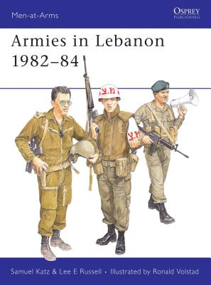 Armies in Lebanon 1982-84 Cover