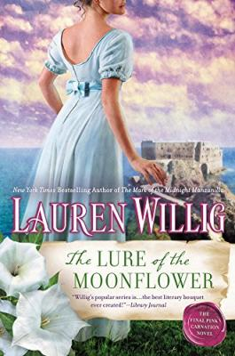 The Lure of the Moonflower (Pink Carnation #12) Cover Image