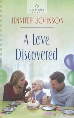 A Love Discovered Cover