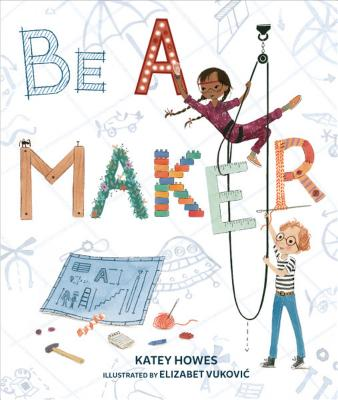 Be a Maker Cover Image