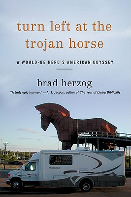 Cover Image for Turn Left at the Trojan Horse