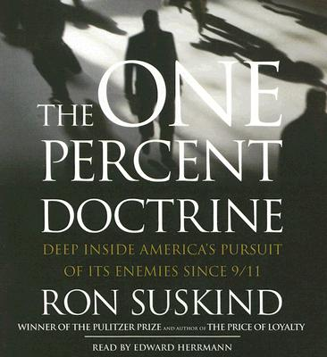The One Percent Doctrine Cover