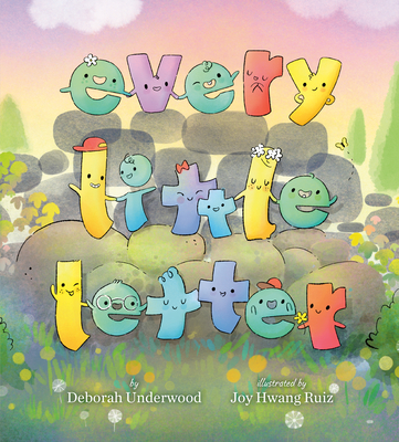 Every Little Letter Cover Image