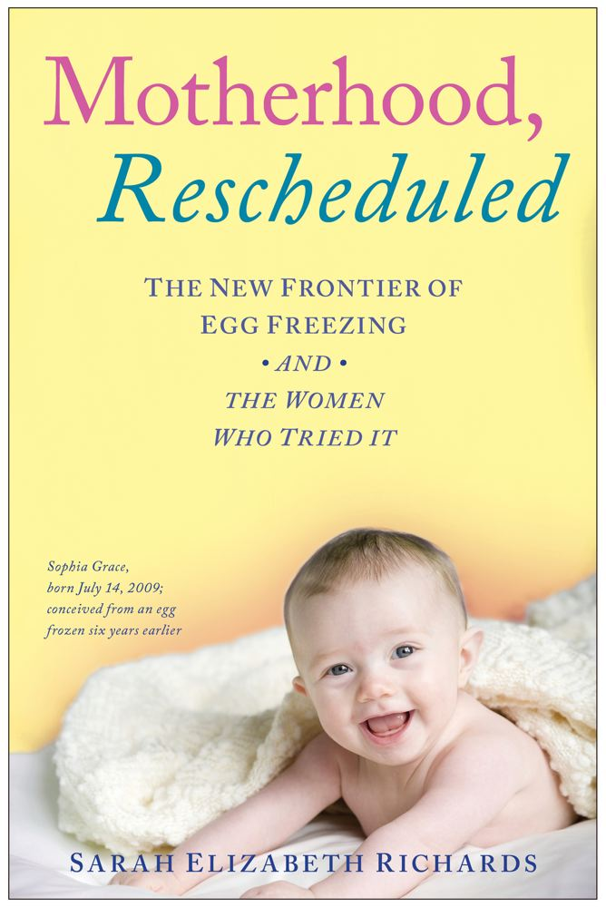 Motherhood, Rescheduled Cover