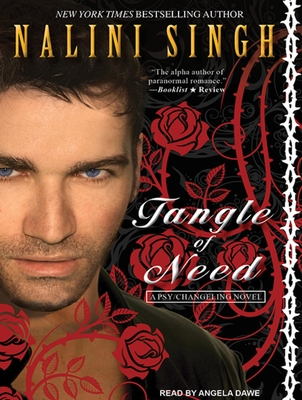 Tangle of Need (Psy/Changeling Novels (Audio) #11) Cover Image