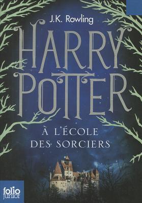 Harry Potter A L'Ecole Des Sorciers Cover
