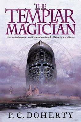 The Templar Magician Cover