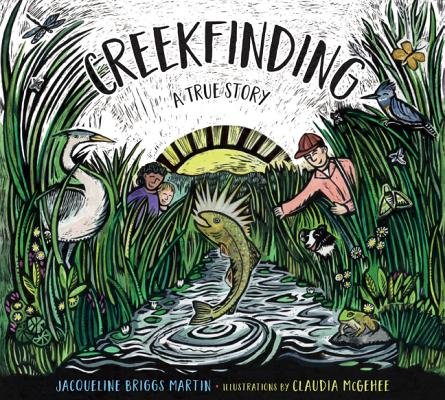 Creekfinding Cover