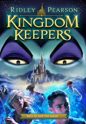 Cover for Kingdom Keepers boxed set