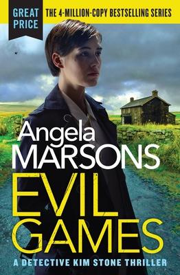 Cover for Evil Games (Detective Kim Stone #2)