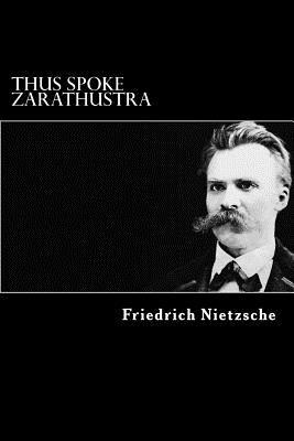 Thus Spoke Zarathustra Cover Image