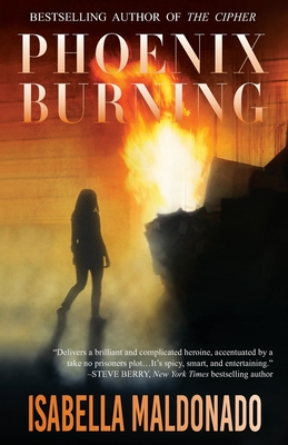 Cover for Phoenix Burning