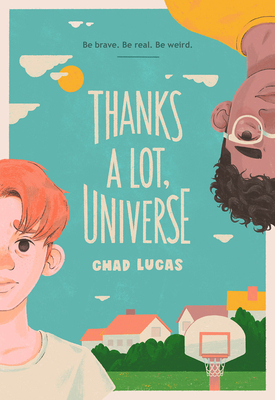 Thanks a Lot, Universe Cover Image