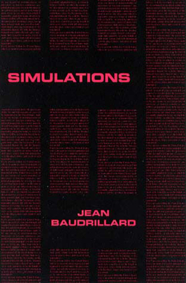Cover for Simulations (Semiotext(e) Foreign Agents)
