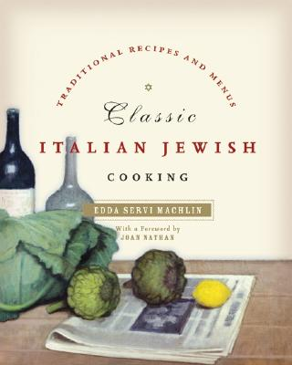 Classic Italian Jewish Cooking Cover
