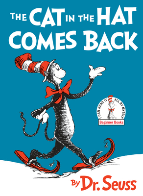The Cat in the Hat Comes Back! Cover