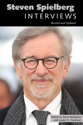 Steven Spielberg: Interviews, Revised and Updated (Conversations with Filmmakers) Cover Image