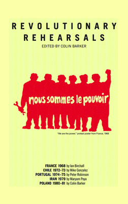 Cover for Revolutionary Rehearsals