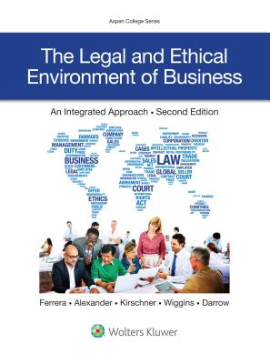 The Legal and Ethical Environment of Business (Business Law) Cover Image