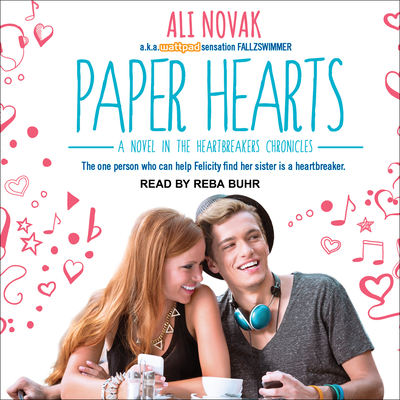 Paper Hearts (Heartbreak Chronicles #2) Cover Image