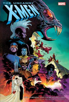 The Uncanny X-Men Omnibus Vol. 3 cover
