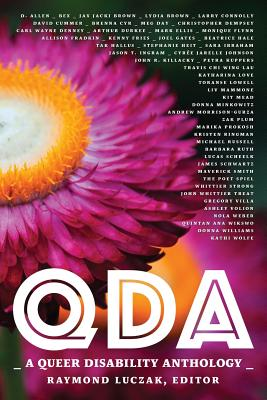 Qda: A Queer Disability Anthology Cover Image