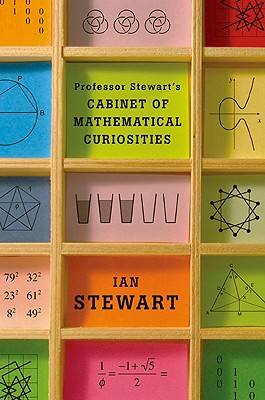 Professor Stewart's Cabinet of Mathematical Curiosities Cover