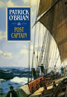 Post Captain (Aubrey/Maturin Novels #2) Cover Image