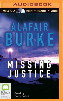 Missing Justice (Samantha Kincaid Mysteries) Cover Image