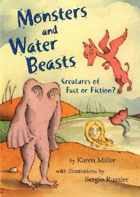 Monsters and Water Beasts Cover