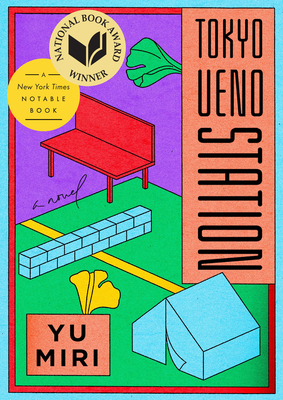 Tokyo Ueno Station: A Novel Cover Image