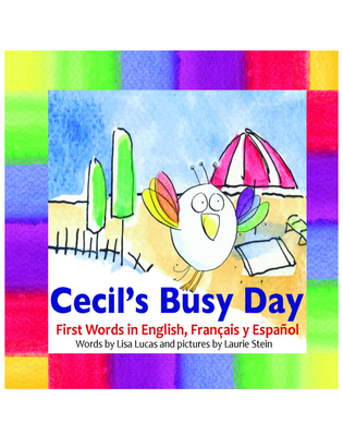 Cover for Cecil's Busy Day