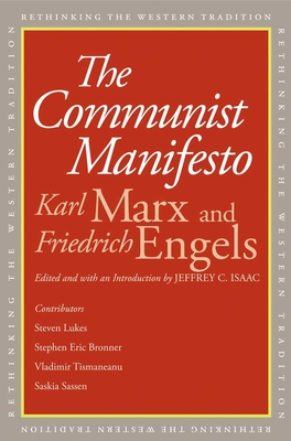 The Communist Manifesto (Rethinking the Western Tradition) Cover Image