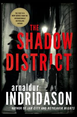 The Shadow District: A Thriller Cover Image