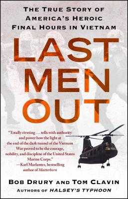 Last Men Out Cover
