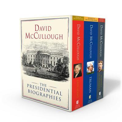 David McCullough: The Presidential Biographies: John Adams, Mornings on Horseback, and Truman Cover Image