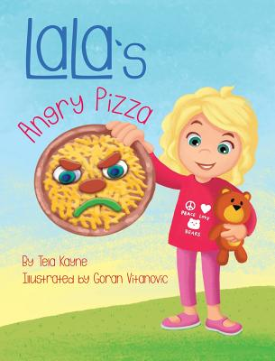 Cover for LaLa's Angry Pizza