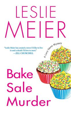Bake Sale Murder (A Lucy Stone Mystery #13) Cover Image