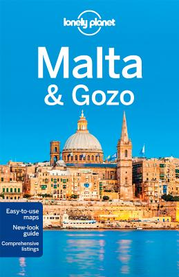 Lonely Planet Malta & Gozo cover image