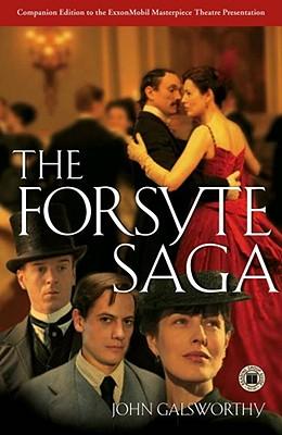 The Forsyte Saga Cover