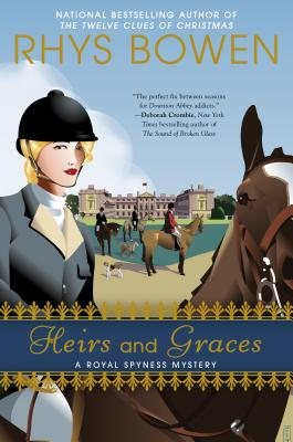 Heirs and Graces (A Royal Spyness Mystery #7) Cover Image