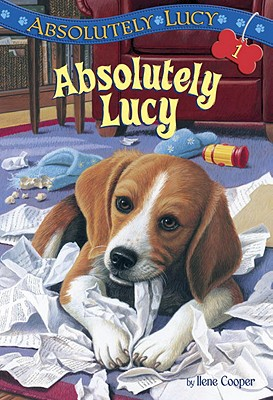 Absolutely Lucy Cover
