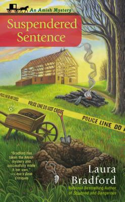 Suspendered Sentence (An Amish Mystery #4) Cover Image