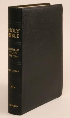Scofield III Study Bible-NIV Cover Image